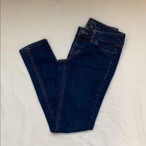 Mossimo Premium Denim Skinny Jeans - Sz 4R